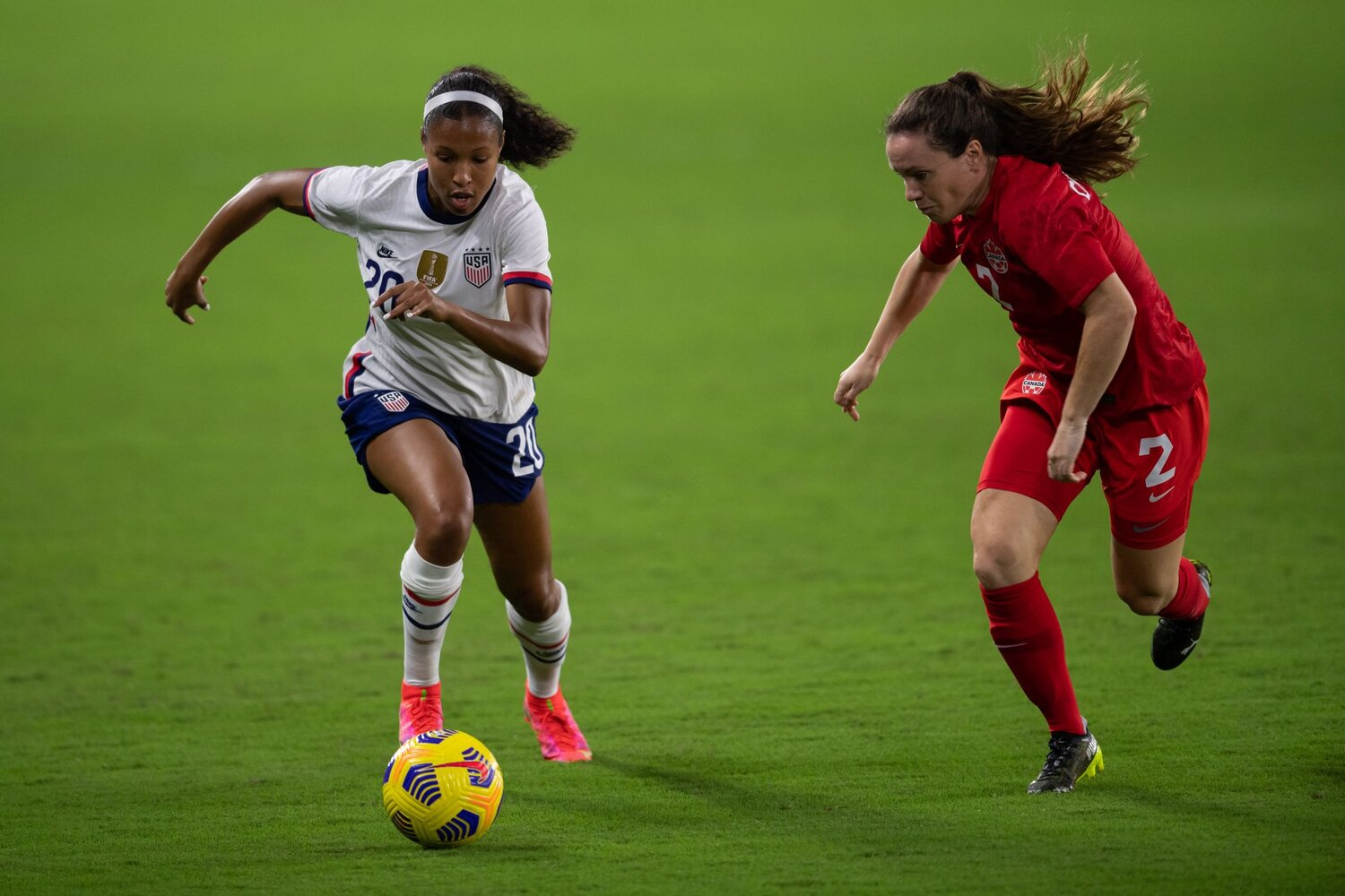 The USWNT's Olympic Roster: Where It Stands Today - Just ...